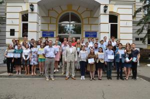 В ПГУ наградили призеров и победителей олимпиад «Будущие исследователи — будущее науки» и «Сурские таланты»