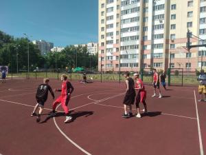 Баскетболисты ПензГТУ стали третьими в соревнованиях АСБ «3х3 Light»