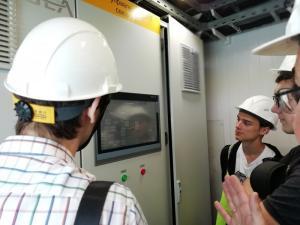 Экскурсия студентов кафедры АиУ на ООО «Маяк-Энергия»