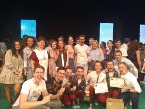 Команда КВН «Шарашкина контора «7 бит» — победитель музыкального фестиваля команд КВН «Кубок губернатора Пензенской области»