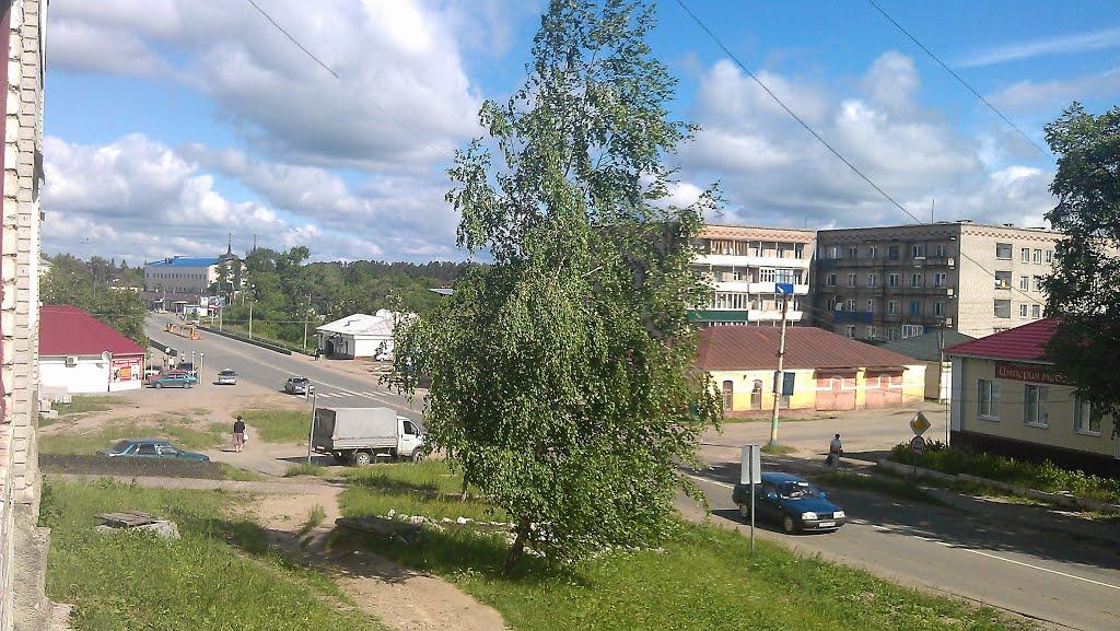 Фото города Никольска Пензенской области