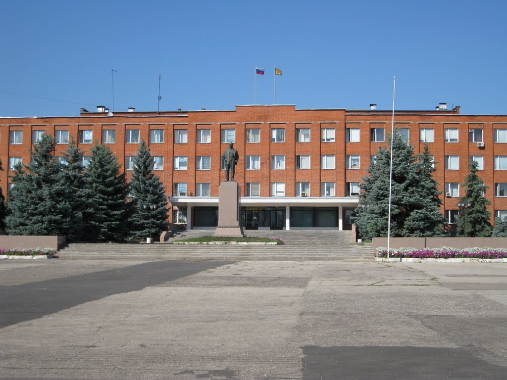 В г. Сердобск Пензенской области
